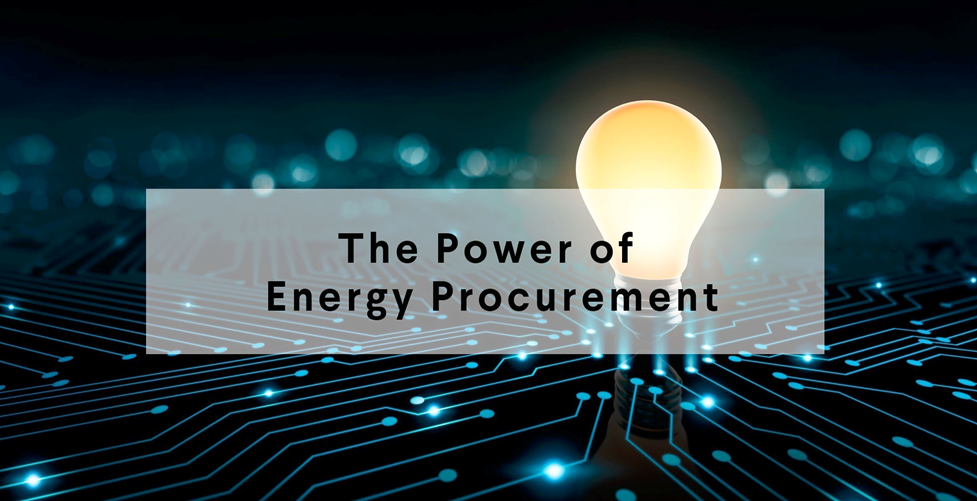 The Power of Energy Procurement