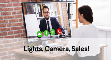 Lights, Camera, Sales